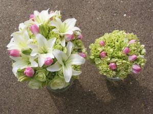 krááásnéééé, růžovou vyměnit za bílou...