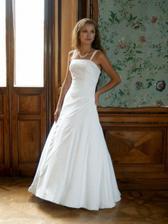 Svatební šaty Ingrid