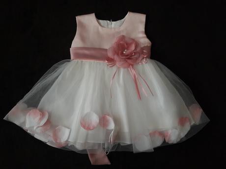 Šaty pre cca 6 mes. bábätko (veľ. 68/74) - Obrázok č. 1