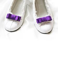 tak tyto mašle jsou moje, jen na focení, boty ještě nemám :-)