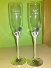 Naše poháre konečne doma :)
