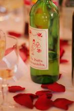 vino a lupienky z ruzi