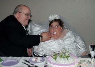 :-) krásná nevěsta