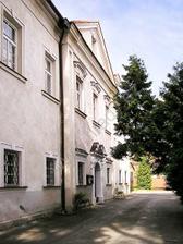 okolí zámku
