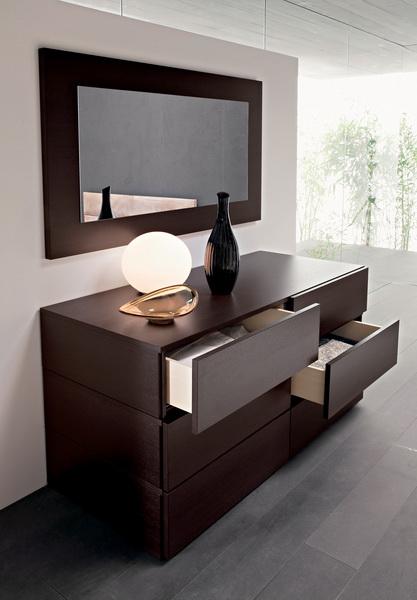 Inspirace - ložnice - Tak a komoda je už doma....jen v černé barvě.