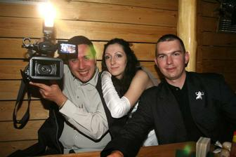 najvacsiu radost s unosu mal kameraman tomasko a fotograf jarko :)