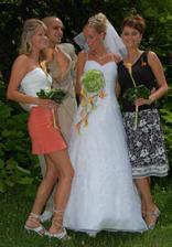 naše skvělá čtyřka :-))