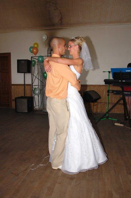 Lucie{{_AND_}}Jan - tanec s manželem