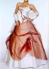 druhé nejkrásnější šaty
