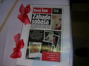 mám svoj vlastný Nový čas!!!! som povýšená na celebritu.. celé vydanie o mne.... autor: Evička
