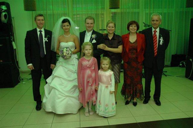 Petka{{_AND_}}Misko - rodina nevesty