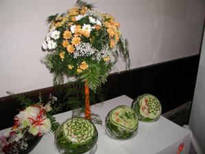 kytice a melouny.. :-)