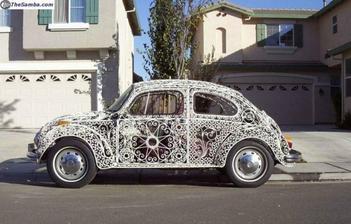 auto pro nevestu:)