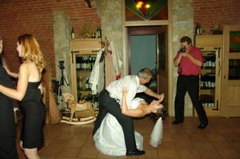 Tango...Pavle, díky za vše, máme tě v srdíčku, dyť víš...
