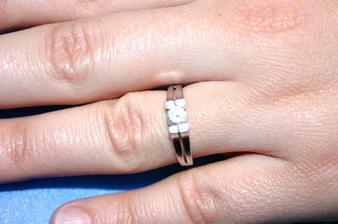 Můj zásnubní prstýnek