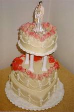 Toto bude náš svatební dort