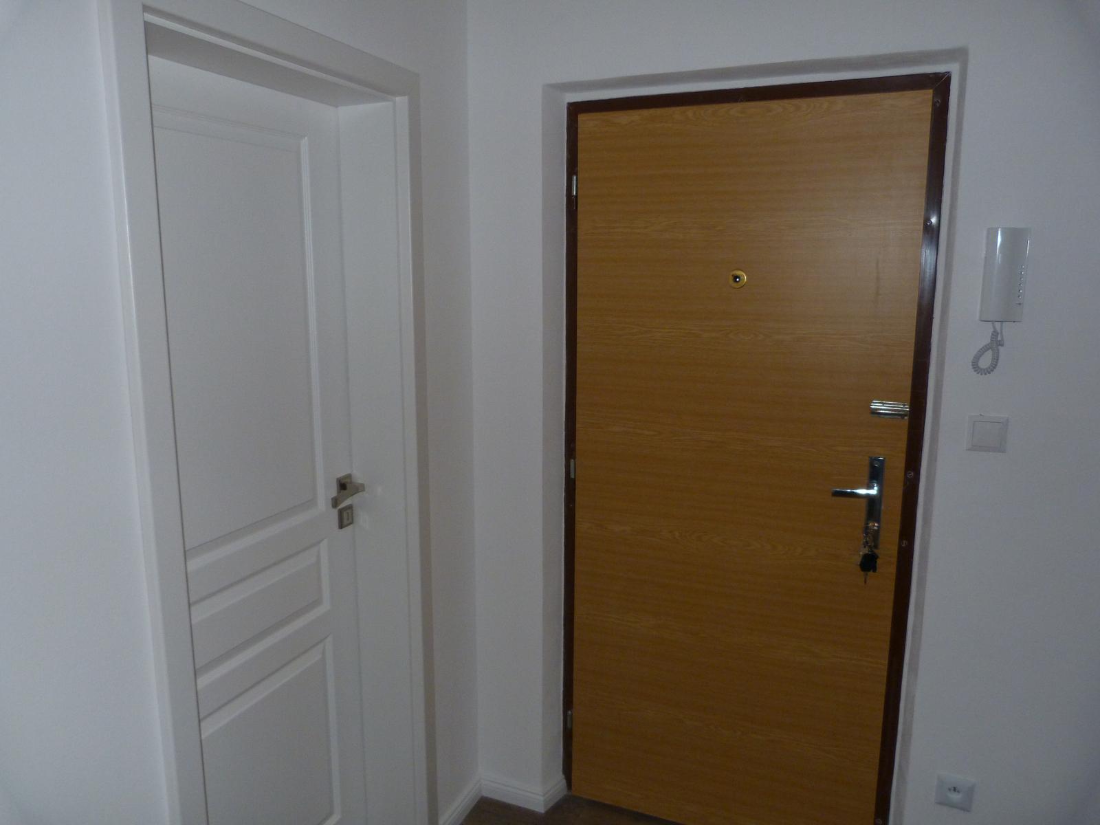 Tapeta na vchodové dveře