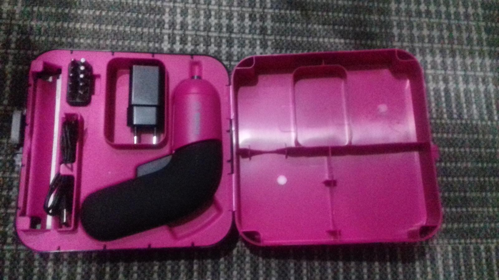 Ixo box BOSCH -aku skrutkovac s nabijackou - Obrázok č. 1