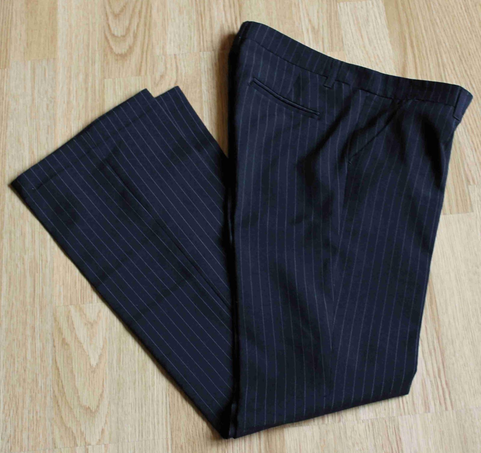 Elegantné nohavice - Obrázok č. 1