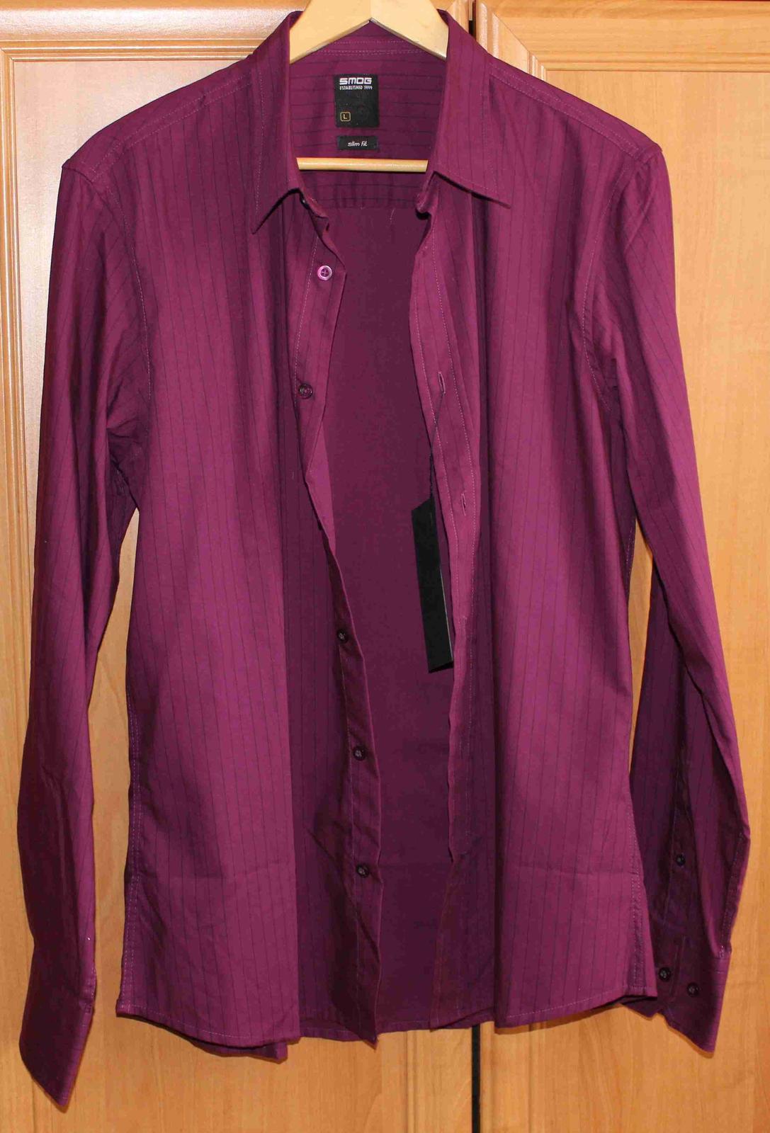 Pánska košeľa, nenosená - Obrázok č. 2