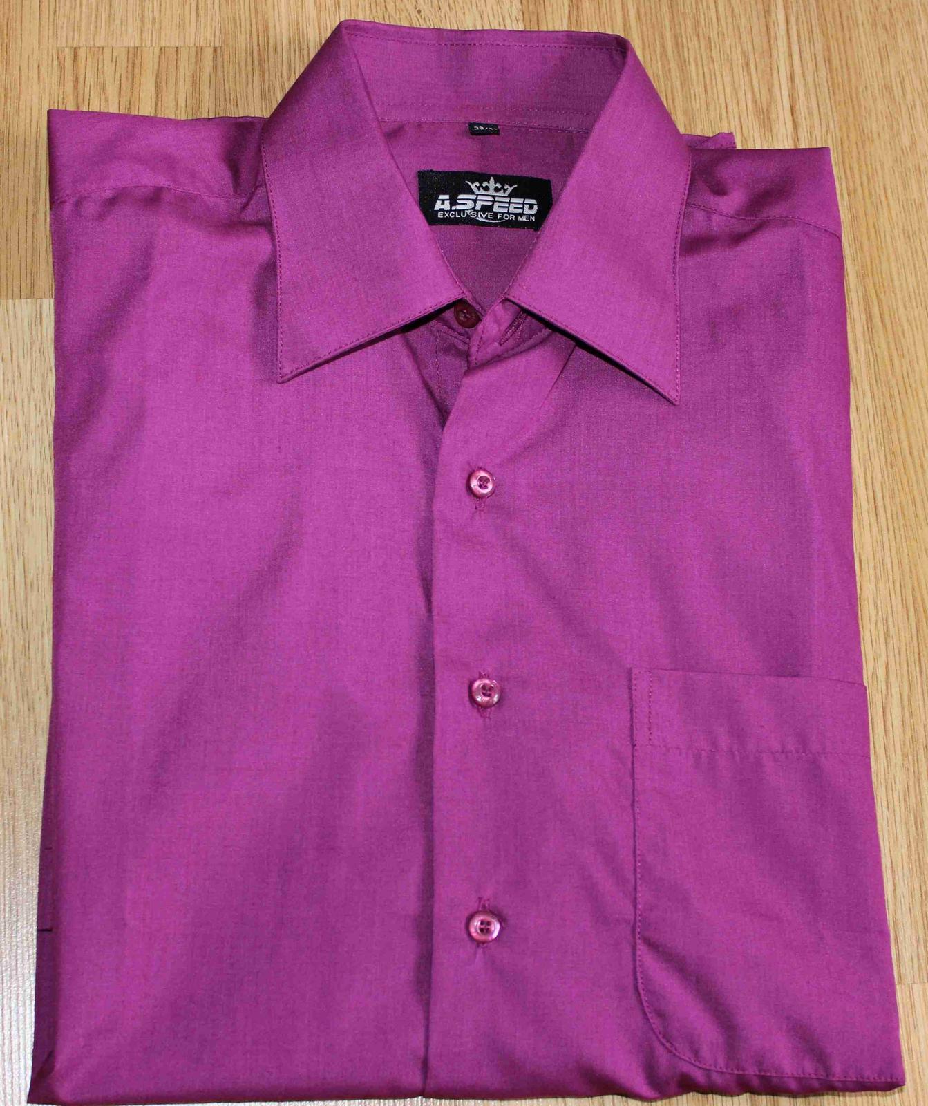 Pánska košeľa, nenosená - Obrázok č. 1