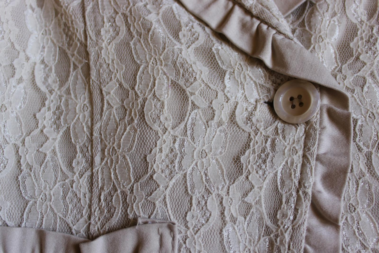 Elegantné sako - Obrázok č. 1