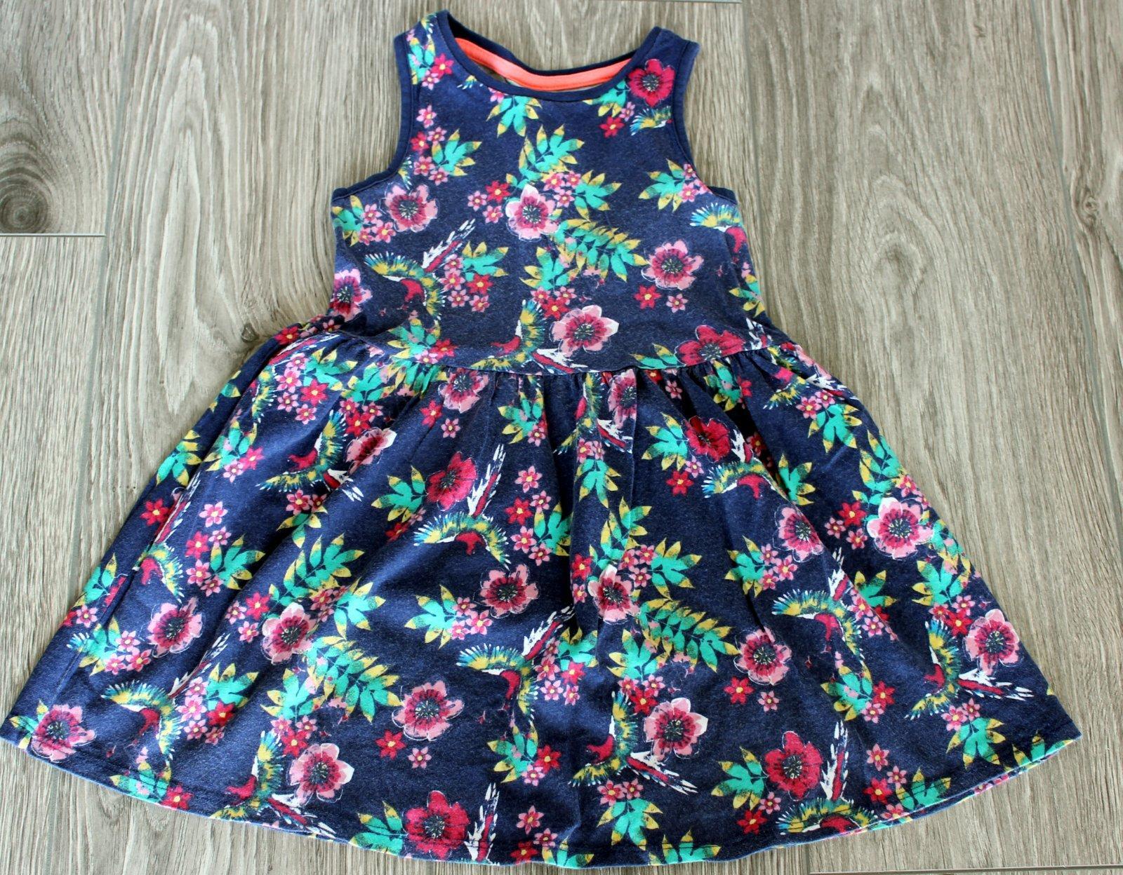 Dievčenské šaty 92/98 - Obrázok č. 1