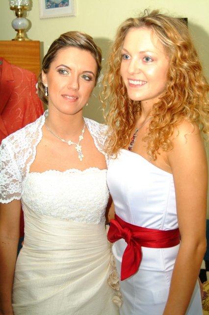 Miruška{{_AND_}}Mariánko - moja naj kamoška a svedkyňa
