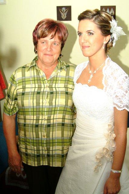 Miruška{{_AND_}}Mariánko - mamina