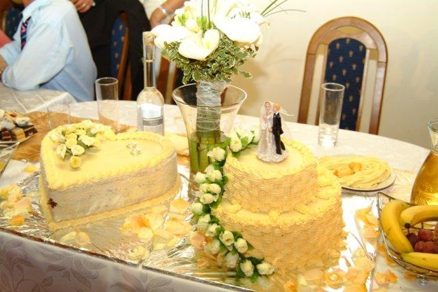 Miruška{{_AND_}}Mariánko - tortičky od staršej sestry