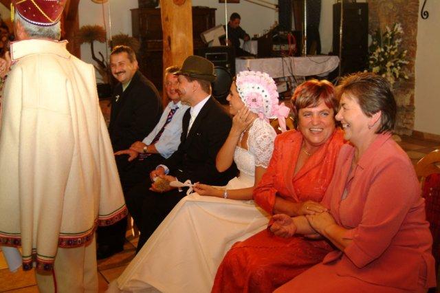 Miruška{{_AND_}}Mariánko - prísaha aj s rodičmi