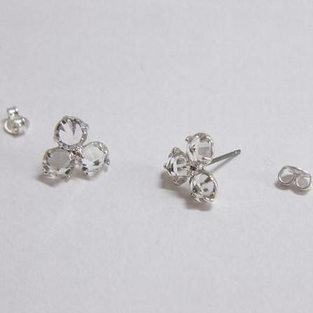 Šperky - naušničky pořízeny v sadě s náhrdelníkem