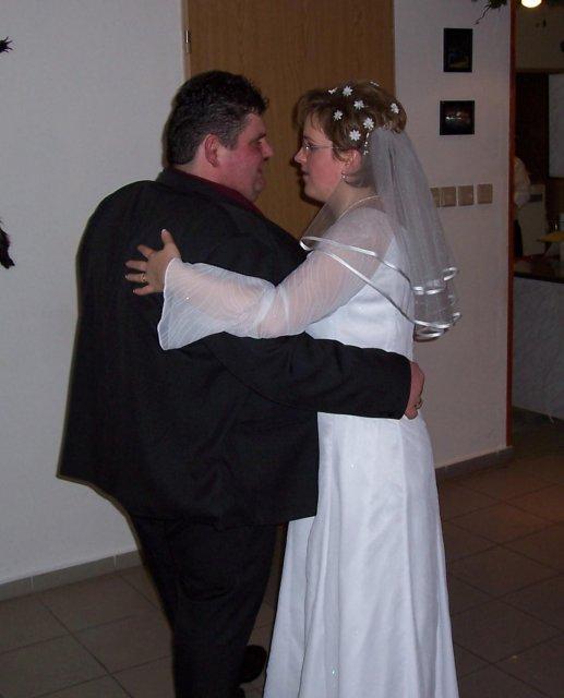Mirka{{_AND_}}Kamil - prvý manželský tanec
