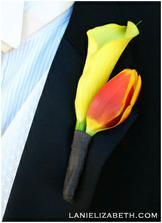 ...tedy dle mé kyti nejlépe v kombinaci smetanová růže a bordó kala