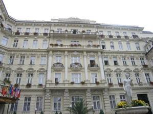 svatební pobyt Karlovy Vary Grandhotel Pupp (zari 2006)