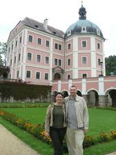 výlet Bečov nad Teplou