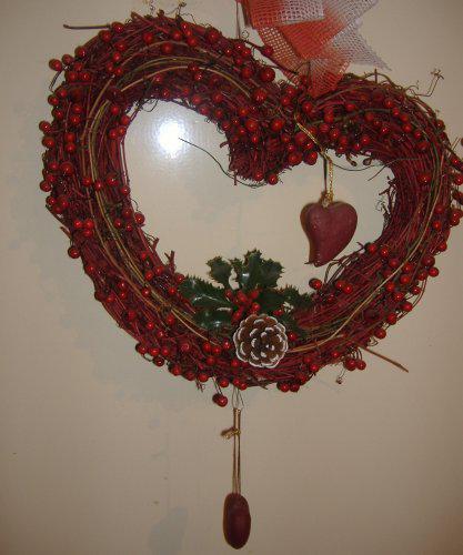 """Naše """"DOMA"""" špelůňka =o)  dekorace u nás doma =) - Valentýn..."""
