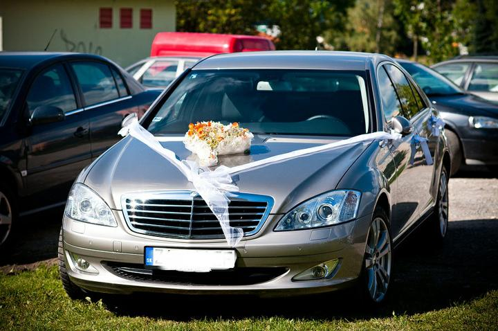 Lenka{{_AND_}}Palino - Naše požičané svadobné autíčko :)