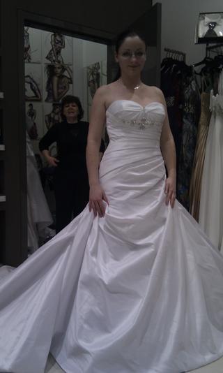 Ahojte! Takéto šaty budem... - Obrázok č. 1
