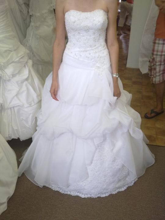 Dilema svadobných šiat - Obrázok č. 4