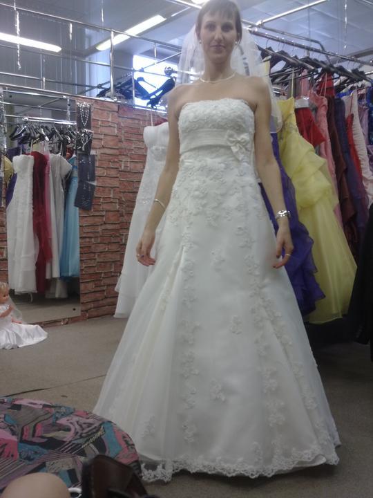 Dilema svadobných šiat - Obrázok č. 10