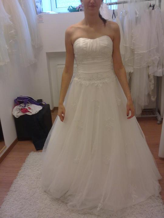 Dilema svadobných šiat - Obrázok č. 16