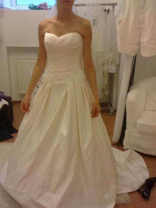 Dilema svadobných šiat - Obrázok č. 15