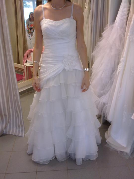 Dilema svadobných šiat - Obrázok č. 20