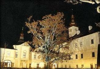 obřad bude na zámku v Letohradě