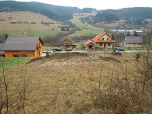 12.4.2012 - ešte toho zostáva veľa, snáď sa do zajtra umúdri počasie a budeme to môcť dokončiť
