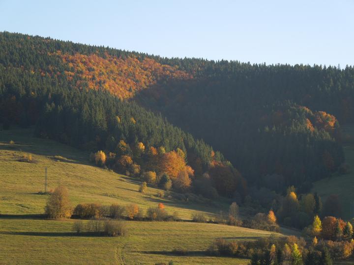 Náš chalupársky sen (Alfa 105) - jesenná idylka