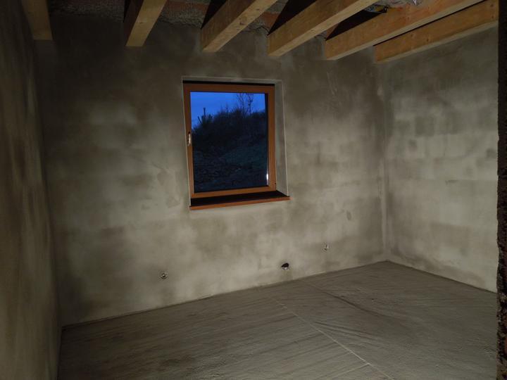 Náš chalupársky sen (Alfa 105) - 9.11.2012 spálňa