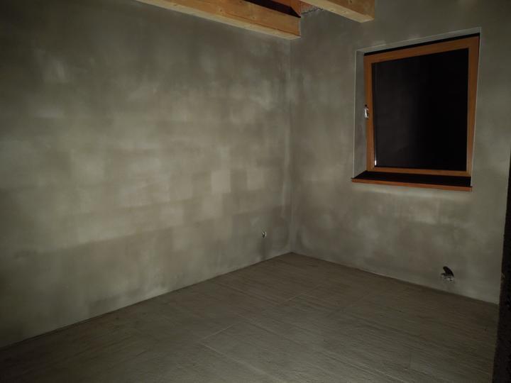 Náš chalupársky sen (Alfa 105) - 9.11.2012 - hosťovská izba