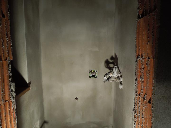 Náš chalupársky sen (Alfa 105) - 9.11.2012 WC-ko